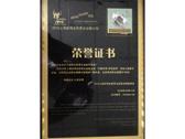 世博会荣誉证书